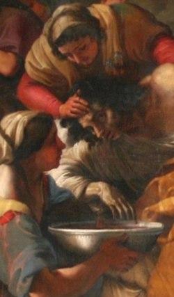 3205 - Milano, Duomo - Giorgio Bonola - Miracolo di Marco Spagnolo (1681) - Foto Giovanni Dall'Orto, 6-Dec-2007-cropped.jpg