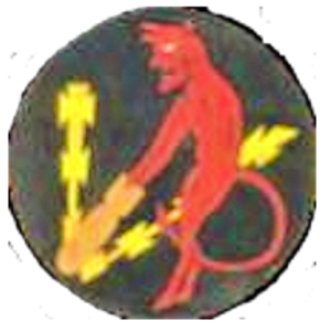 348th Reconnaissance Squadron - World War II unit emblem