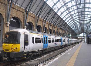 British Rail Class 365 - Great Northern Class 365 No. 365535 at King's Cross