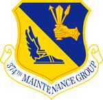 374 Maintenance Gp emblem.png