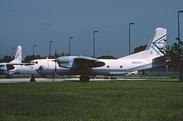 Antonov AN-26B van Avialeasing