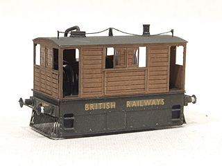 GER Class G15 class of 10 British 0-4-0T tram locomotives, later LNER class Y6