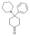 4-Keto-PCP structure.png