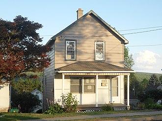 Vandling, Pennsylvania - 444 Main Street