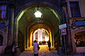 4962 Synagoga Pod Białym Bocianem. Brama na dziedziniec. Foto Barbara Maliszewska.jpg
