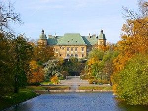 Ujazdowski Castle