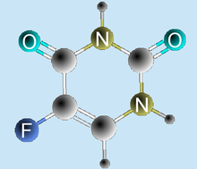 5-fluorouracilo chemical structure