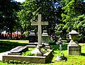 5245. Novodevichye cemetery. Family burial of noblemen Zeifert.jpg