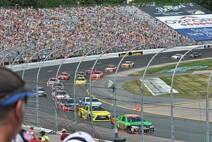 New Hampshire Motor Speedway - 2015 5-hour Energy 301 at New Hampshire Motor Speedway