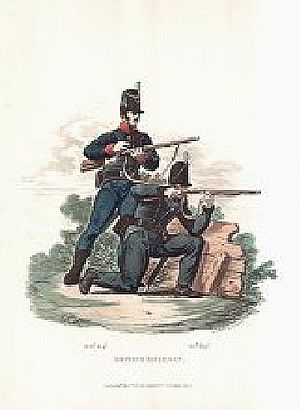 British Legions - Rifle regiments were decisive in campaigns of Bolívar