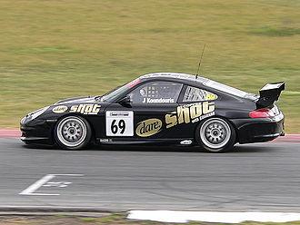 2006 Australian GT Championship - James Koundouris (Porsche 911 GT3 Cup Car Type 996) placed third