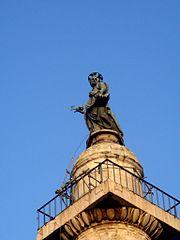 7962 - Roma - Colonna traianea - San Pietro - Foto Giovanni Dall'Orto, 6-Apr-2008.jpg