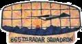 865th Radar Squadron - Emblem.png
