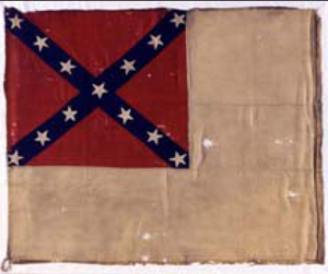 9th Arkansas Infantry Regiment - Flag of the 9th Arkansas,