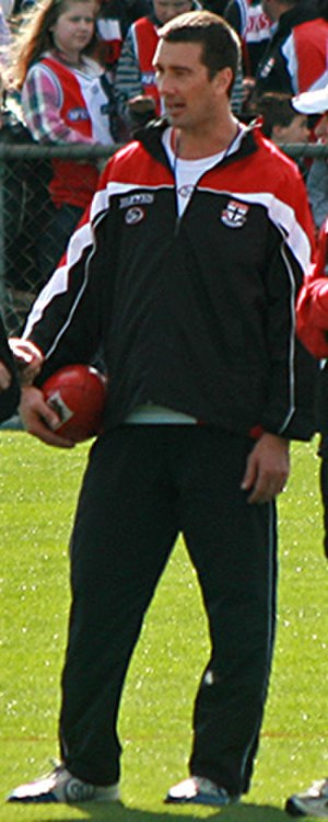 Stephen Silvagni - Silvagni in September 2009
