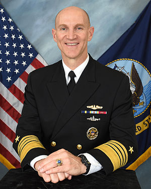 James F. Caldwell Jr. - Image: ADM James Caldwell 2015
