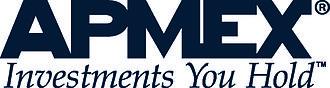 APMEX - Image: APMEX Investments blue