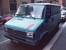 Un'Alfa Romeo AR6