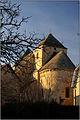ARCHIGNAC (Dordogne) - Chevet de l'église Saint-Etienne.jpg