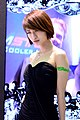ASRock promotional model at Computex 20130607c.jpg