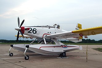 Air Tractor - Image: AT 802 Fire Boss