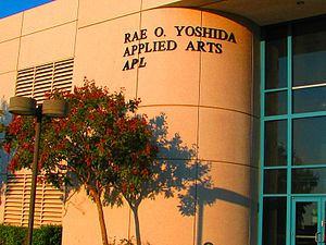 Antelope Valley College - Yoshida Applied Arts Building