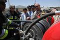 A Kawasaki mule adapted to become a firefighting vehicle in Kabul -e.jpg