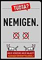 A Magyar Kétfarkú Kutya Párt népszavazási plakátjainak egyike.jpg