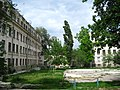 A school's backyard, looking NE - panoramio.jpg