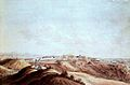 A view of the Citadel at Quebec with the Outworks taken from the Heights of Abraham, Oct. 29, 1784.jpg