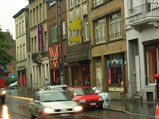 Prostitution in Belgium