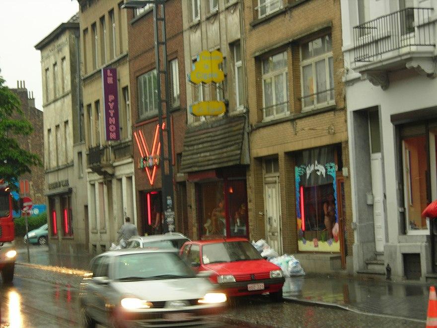 Straße prostitution oranienburger AfD sucht