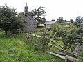 Abandoned cottage near West Raw Farm - geograph.org.uk - 1427205.jpg