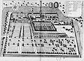 Abbaye Sainte-Colombe de Sens sur Monasticon gallicanum.jpg
