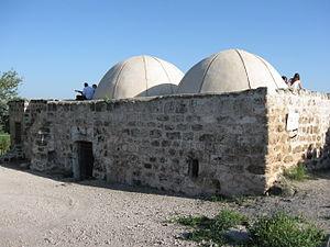 Sheikh Bureik, Lajjun - Sheikh Abreik shrine, 2011