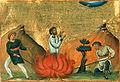 Abibus of Edessa (Menologion of Basil II).jpg