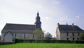 Abos, Pyrénées-Atlantiques - Church of St. John the Baptist