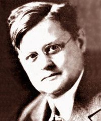 A. Merritt - Merritt circa 1920