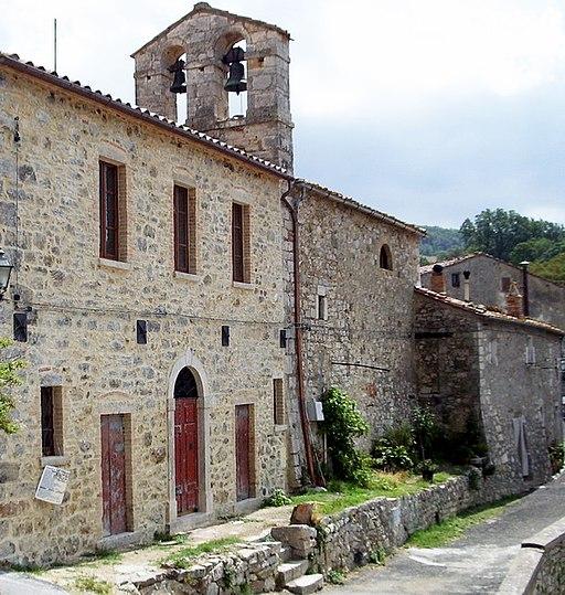 Abside Chiesa della Consolazione Rocchette di Fazio