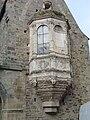 Absidiole, Tour de l'Oratoire, Château de Vitré, France.JPG