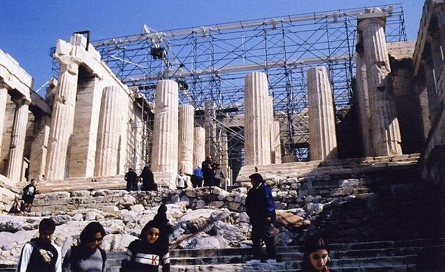 Propileos de Atenas