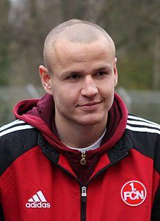 Adam Hloušek Czech soccer player and soccer representant