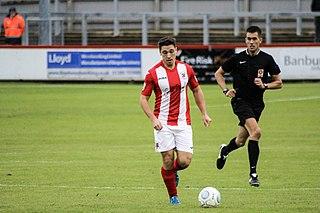 Adam Walker (footballer) English footballer