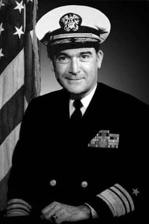 Worth H. Bagley - Worth H. Bagley pictured circa 1971 (as vice admiral)