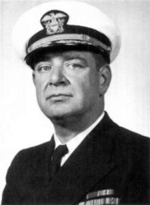 Admiral James L. Holloway, Jr.