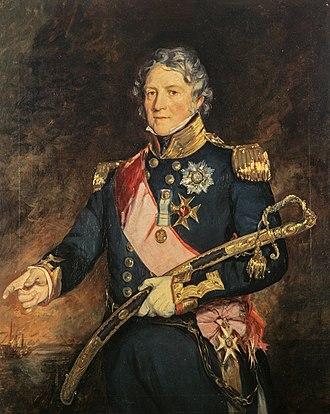 Philip Charles Durham - Image: Admiral Sir Philip Charles Henderson Calderwood Durham, by Sir Francis Grant about 1830 01