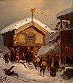 Adolph Tidemand - Traditions of Christmas - Juleskikk - IMG 9736aq (cropped).jpg