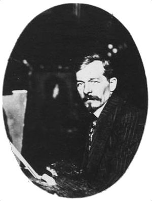 """Adolphe Déchenaud - Adolphe Déchenaud, from the """"Collection Félix Potin""""  (date unknown)"""