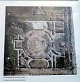 Aerial photograph of the Polygonal Building, Ancient Dion (7098545139).jpg