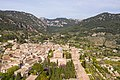 Aerial view of the valley of Valldemossa on the island of Mallorca, Spain (48001692592).jpg